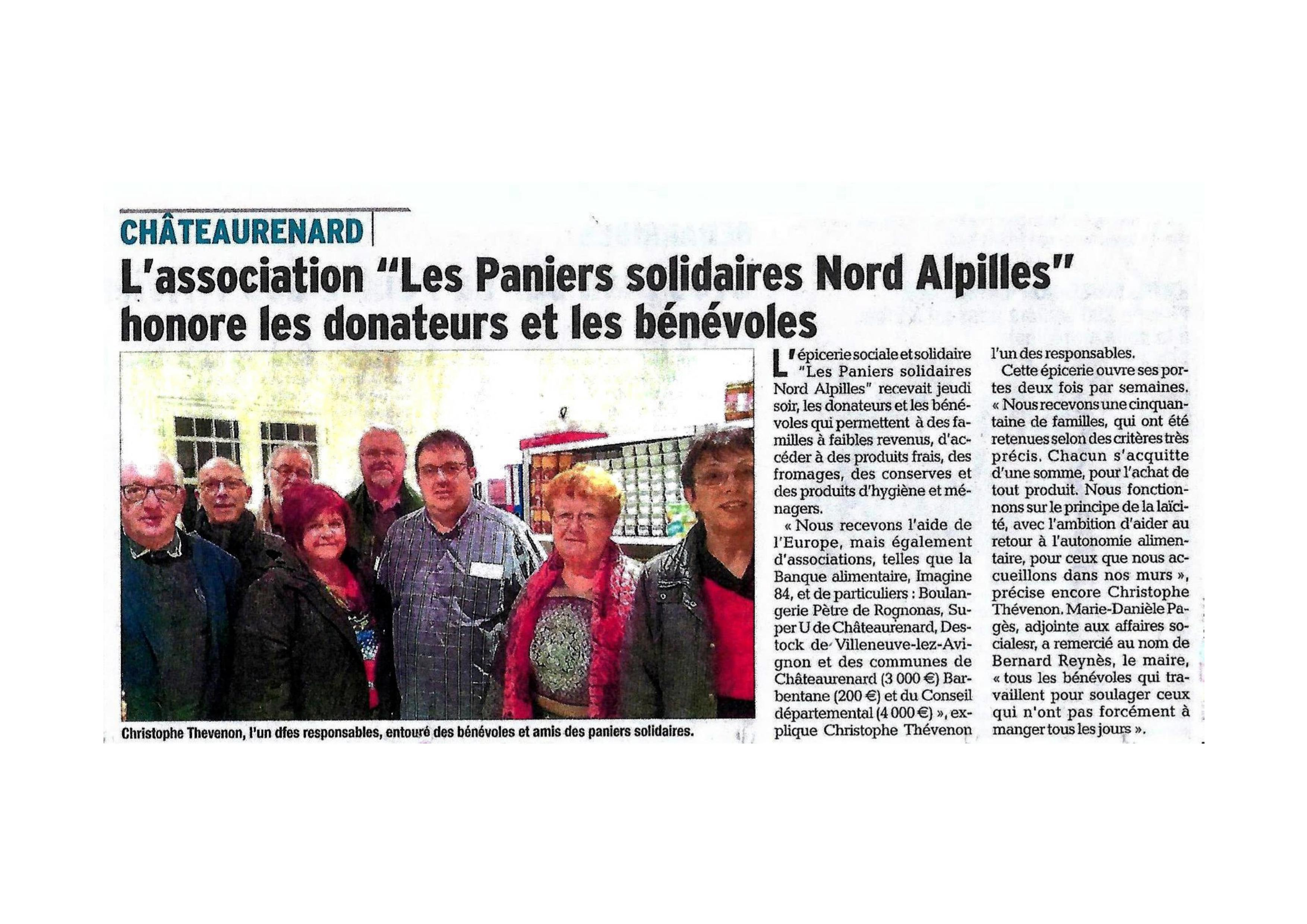 Paniers solidaires nord alpilles 2