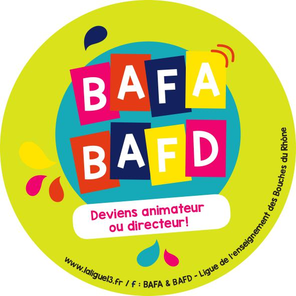 badge BAFA